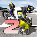 Motorbike – Wheelie King 2 – King of wheelie bikes  1.0 (Mod)