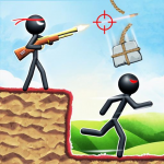 Mr Shooter Offline Game -Puzzle Adventure New Game 1.24 (Mod)