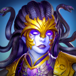 MythWars amp; Puzzles: RPG Match 3  2.3.1.16 (Mod)