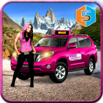 New York Taxi Duty Driver: Pink Taxi Games 2018 5.0 (Mod)