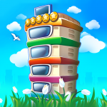 Pocket Tower Business Strategy & Adventure Game  3.27.4.1 (Mod)