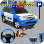 Police Jeep Spooky Stunt Parking 3D 0.3 (Mod)