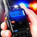 Police walkie-talkie radio sim JOKE GAME 1.11 (Mod)