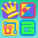 Puzzle King – Games Collection . (Mod) 2.0.8
