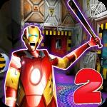 Red granny 2: Scary Iron neighbor Mod 2020 5 (Mod)