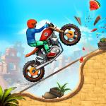 Bike Racing Multiplayer Games: New Dirt Bike Games  2.1.053 (Mod)