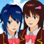 SAKURA School Simulator  1.038.09  (Mod)