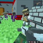 Shooting Zombie Blocky Gun Warfare 1.12 (Mod)