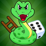 🐍 Snakes and Ladders – Free Board Games 🎲  3.9 (Mod)