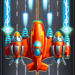 Galaxy Shooter: Space Justice – Alien War  7.0.5728 (Mod)