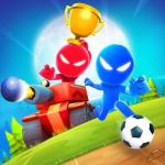 Stickman Party 1 2 3 4 Player Games Free  2.0 (Mod)