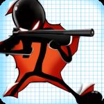 Stickman Shooter : Gun Shooting Games 9.8 (Mod)