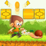 Super Kong Jump – Monkey Bros & Banana Forest Tale  2.0.75 (Mod)
