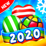 Sweet Candy Puzzle: Crush & Pop Free Match 3 Game 1.69.5009 (Mod)