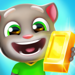 Talking Tom Gold Run  com.raongames.growcastle (Mod)