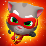 Talking Tom Hero Dash – Run Game 1.6.1.941 (Mod)