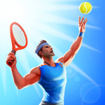 Tennis Clash 1v1 Free Online Sports Game  2.15.2 (Mod)
