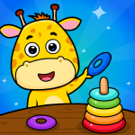 Toddler Games for 2 and 3 Year Olds  3.7.7 (Mod)