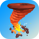Tornado.io – The Game 3D 2.1.2 (Mod)