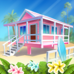 Tropical Forest: Match 3 Story  2.14.1 (Mod)