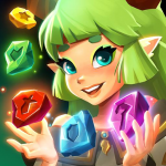 Valiant Tales: Puzzle RPG v 1.5.3   (Mod)