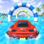Water Surfing Car Stunts 1.5.14 (Mod)