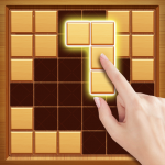 Block Puzzle – Classic Wood Block Puzzle Game  2.3.7 (Mod)