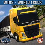 World Truck Driving Simulator  1,189 (Mod)