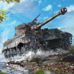 World of Tanks Blitz PVP MMO 3D tank game for free  7.7.1.25 (Mod)
