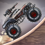 Zombie Hill Racing Earn To Climb: Zombie Games  1.7.5 (Mod)