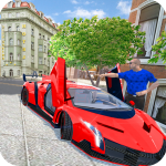 2019 Mountain Lamborghini simulator: driving games 1.0 (Mod)