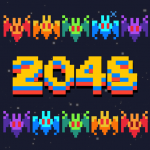 2048 INVADERS  1.0.8 (Mod)