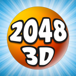 2048 Merge 3D 0.8 (Mod)