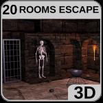 3D Escape Dungeon Breakout 2 1.2.17 (Mod)