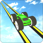 98% Impossible Monster Car – New Car Games 2019 1.2 (Mod)