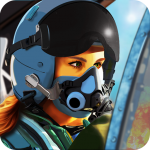 Ace Fighter: Modern Air Combat Jet Warplanes 2.58 (Mod)