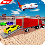 Airplane Car Transport Simulator Drive 1.2 (Mod)