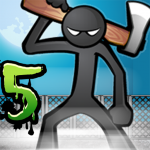 Anger of stick 5 : zombie  1.1.33 (Mod)