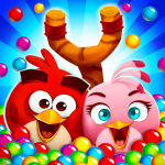 Angry Birds POP Bubble Shooter  3.92.3 (Mod)
