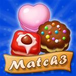 Sweet Macaron : Match 3  1.2.6 (Mod)