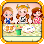 Baby Hazel Dining Manners 10.0.0 (Mod)