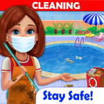 Big Home Cleanup and Wash : House Cleaning Game 3.0.0 (Mod)