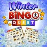 Bingo Quest Winter Wonderland Garden 1.51 (Mod)