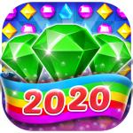 Bling Crush Free Match 3 Jewel Blast Puzzle Game  1.4.9 (Mod)