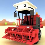 Blocky Farm Racing amp; Simulator – free driving game  1.36 (Mod)