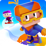 Blocky Snowboarding 1.7_219 (Mod)