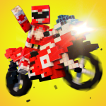Blocky Superbikes Race Game – Motorcycle Challenge 2.11.41  (Mod)