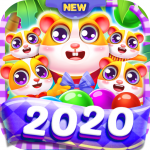 Bubble Shooter Jerry  1.0.74 (Mod)
