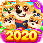 Bubble Shooter save little puppys  1.0.55 (Mod)