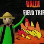 Buldi's basic Field Trip in Camping BALDIS BASIC (Mod)